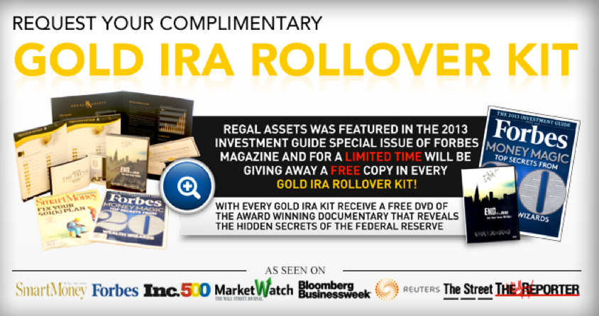 get a free gold ira rollover kit